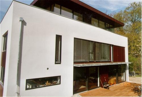 Fassade modern gestalten  Fassaden - Schmitt